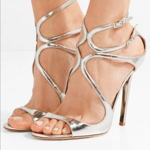 Jimmy Choo Strappy Lance sandals size 37.5